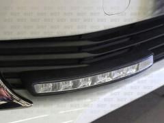 Дневные ходовые огни для Toyota Camry V50 '12- (BGT-Pro)