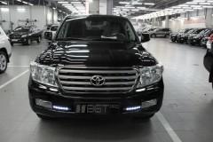 Дневные ходовые огни для Toyota Land Cruiser 200 тип 2 (BGT-Pro)