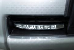 Дневные ходовые огни для Toyota Land Cruiser Prado 150 тип 2 (BGT-Pro)