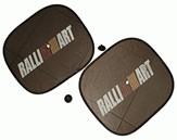 """Шторка для бокового стекла квадратная """"RALLI-ART""""  TH-501S-1 (440х380мм)"""