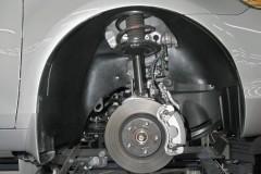 Подкрылок передний правый для Toyota Camry V40 '06-11 (Novline)