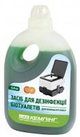 Жидкость для био туалетов дезодорирующая Кемпинг (для нижнего бака)