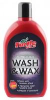 Автошампунь с воском глубокой очистки  C.R. Super Clean Wash & Wax 1 л.
