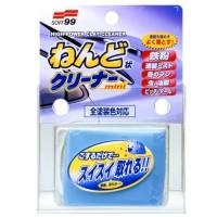 Универсальный очиститель / глина для кузова авто (синяя) SOFT99 00238 Surface Smoother Mini