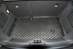 Коврик в багажник для Citroen DS3 '10-16, полиуретановый (Novline) черный