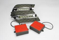Дневные ходовые огни для Mersedes W164 '08-11 (LED-DRL)