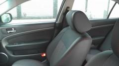 MW Brothers Авточехлы Premium для салона Chevrolet Epica '07-12 красная строчка (MW Brothers)