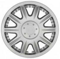Колпаки на колеса R13 CC-24 Silver (Jestic)