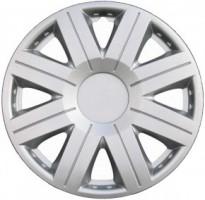 Колпаки на колеса R14 Cosmos Silver (Jestic)