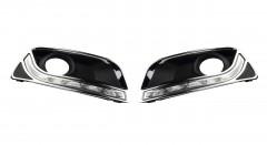 Дневные ходовые огни для Chevrolet Malibu '12-  (DRL)