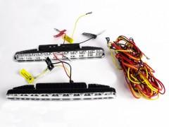Фары дневного света PL-1102-W/Led-20/218x24mm