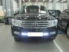 Фары дневного света (DRL) Toyota Land Cruiser 200 '07-