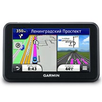 Фото 1 - Автомобильный навигатор Garmin Nuvi 140 LMT CE Навлюкс