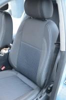 MW Brothers Авточехлы Premium для салона Audi A4 '00-05 серая строчка (MW Brothers)