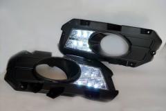 Дневные ходовые огни для  BYD S6 (LED-DRL)