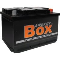 Автомобильный аккумулятор A-MEGA Energy Box 44Ач, правый плюс