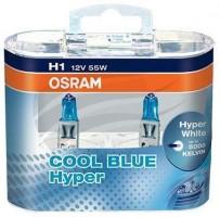 Geely ������������� �������� Osram Cool Blue Hyper H1 12V (��������: 2��)