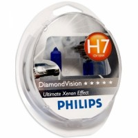 Geely ������������� �������� Philips Diamond Vision H7 (��������: 2��)