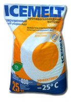 Противогололедный материал ICEMELT 25 кг