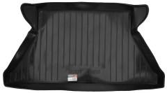 Коврик в багажник для ЗАЗ Таврия '99-11, резино/пластиковый (Lada Locker)