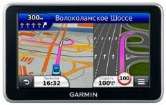 Автомобильный навигатор Garmin Nuvi 150T аэроскан