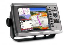 Картплоттер Garmin GPSMAP 6012 аэроскан