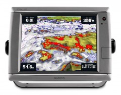 Картплоттер Garmin GPSMAP 7012 аэроскан