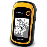 Туристический GPS-навигатор Garmin eTrex 10 аэроскан