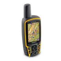 Туристический GPS-навигатор Garmin GPSMAP 62 аэроскан