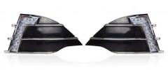 Дневные ходовые огни для Ford Kuga '13-, V4 (LED-DRL)