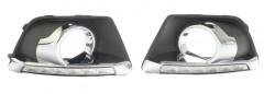 Дневные ходовые огни для Ford Ecosport '14- (LED-DRL)