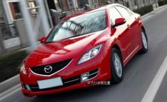 Дневные ходовые огни для Mazda 6 '08-10 V2 (LED-DRL)