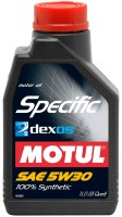 OPEL / GM / SAAB MOTUL SPECIFIC DEXOS2 (5�)