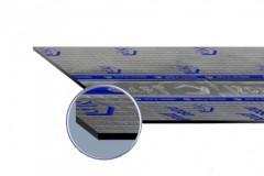 Шумовиброизоляция Стандарт 1,5 мм.