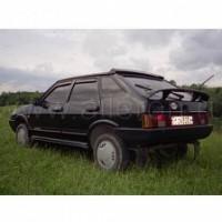 Задний спойлер на багажник для Lada (Ваз) 2108-2109 '86-12 (Aileron)