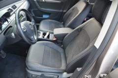 Авточехлы Leather Style для салона Volkswagen Passat B7 '10-14, седан (MW Brothers)