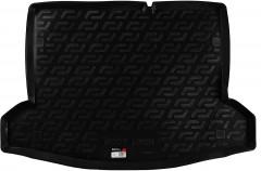 Коврик в багажник для Suzuki SX4 '13- нижний, резино/пластиковый (Lada Locker)