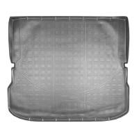 Коврик в багажник для Infiniti JX/QX60 '12-, полиуретановый, сложен. 3 ряд (Norplast)