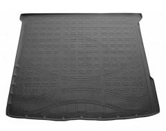 Коврик в багажник для Mercedes ML-Class/GLE W166 '11-, полиуретановый (Norplast)
