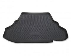 Коврик в багажник для Mitsubishi Galant '04-12, полиуретановый (Norplast)