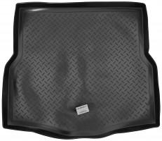 Коврик в багажник для Renault Laguna '07-15 хетчбэк, резино/пластиковый (Norplast)