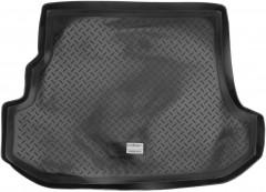 Коврик в багажник для Subaru Forester '03-08, резино/пластиковый (Norplast)