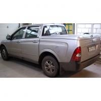 Крышка кузова + крепеж для Mitsubishi L200 / Triton '05- под покраску