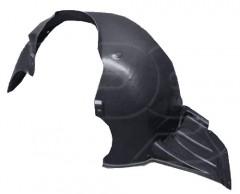 Подкрылок передний левый для Skoda Fabia II '07-10 (FPS)