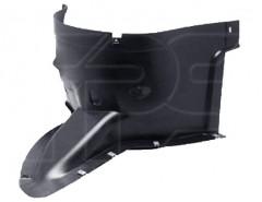 Подкрылок передний правый для Skoda Octavia A5 '05-09, передняя часть (FPS)