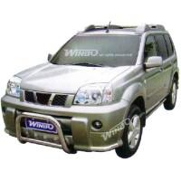 Метал. защита переднего бампера для Nissan X-Trail '04