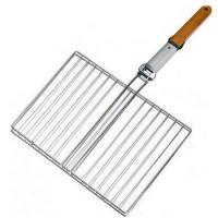 Решетка двойная с ручкой 35x25 см Campingaz