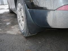 Брызговики задние для Renault Megane '13-15 (Lada Locker)