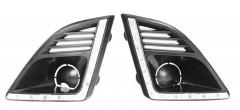Дневные ходовые огни для Chevrolet Cruze  '13- (LED-DRL)