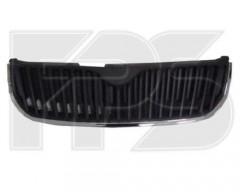 Решетка радиатора для Skoda Superb '09-13 (FPS)